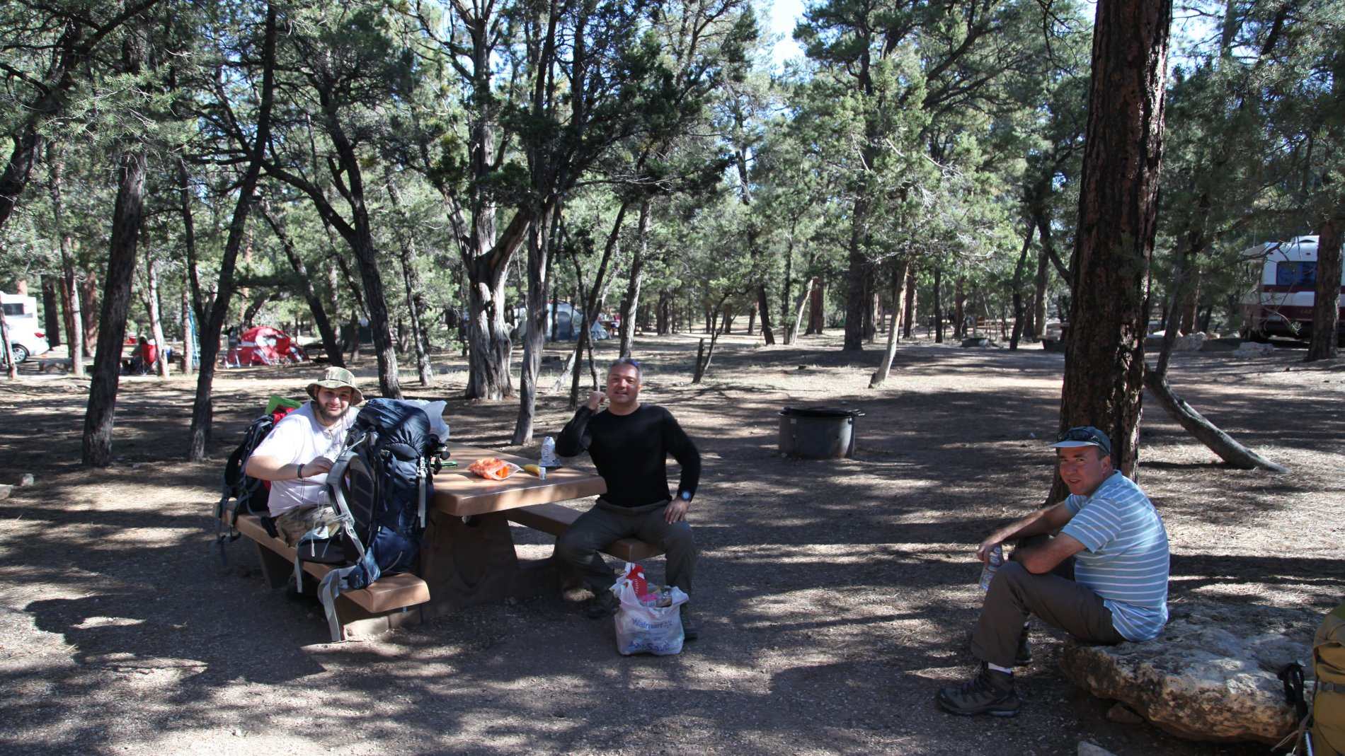 IMG_0989.JPG: Grand Canyon , south rim campground