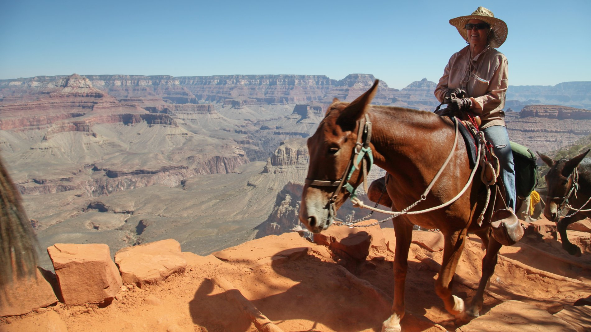 IMG_1021.JPG: cowgirl, Grand Canyon