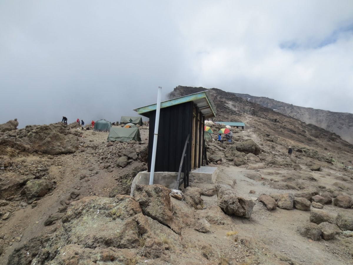 Picture of d5-Karanga Camp to Barafu Camp-4630m