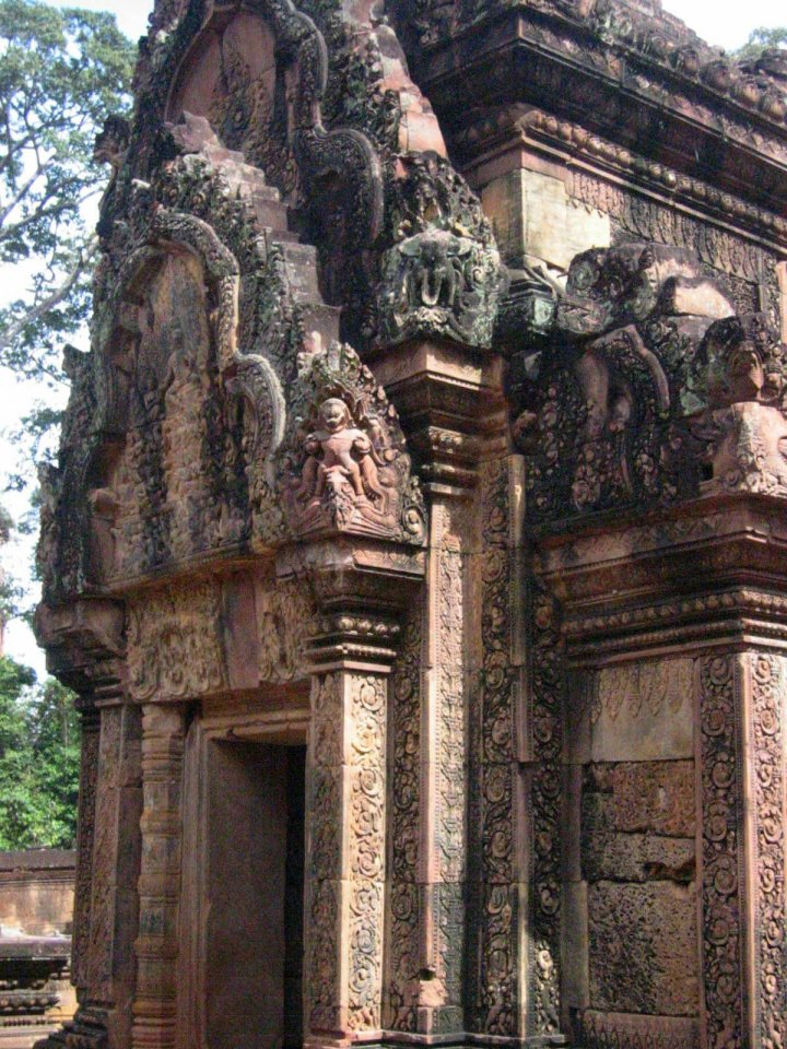 Picture of Banteay Srei