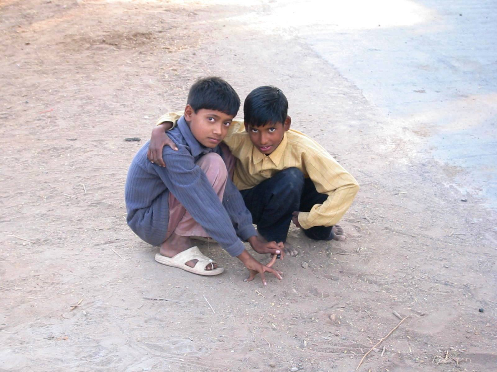 Picture of Children of India