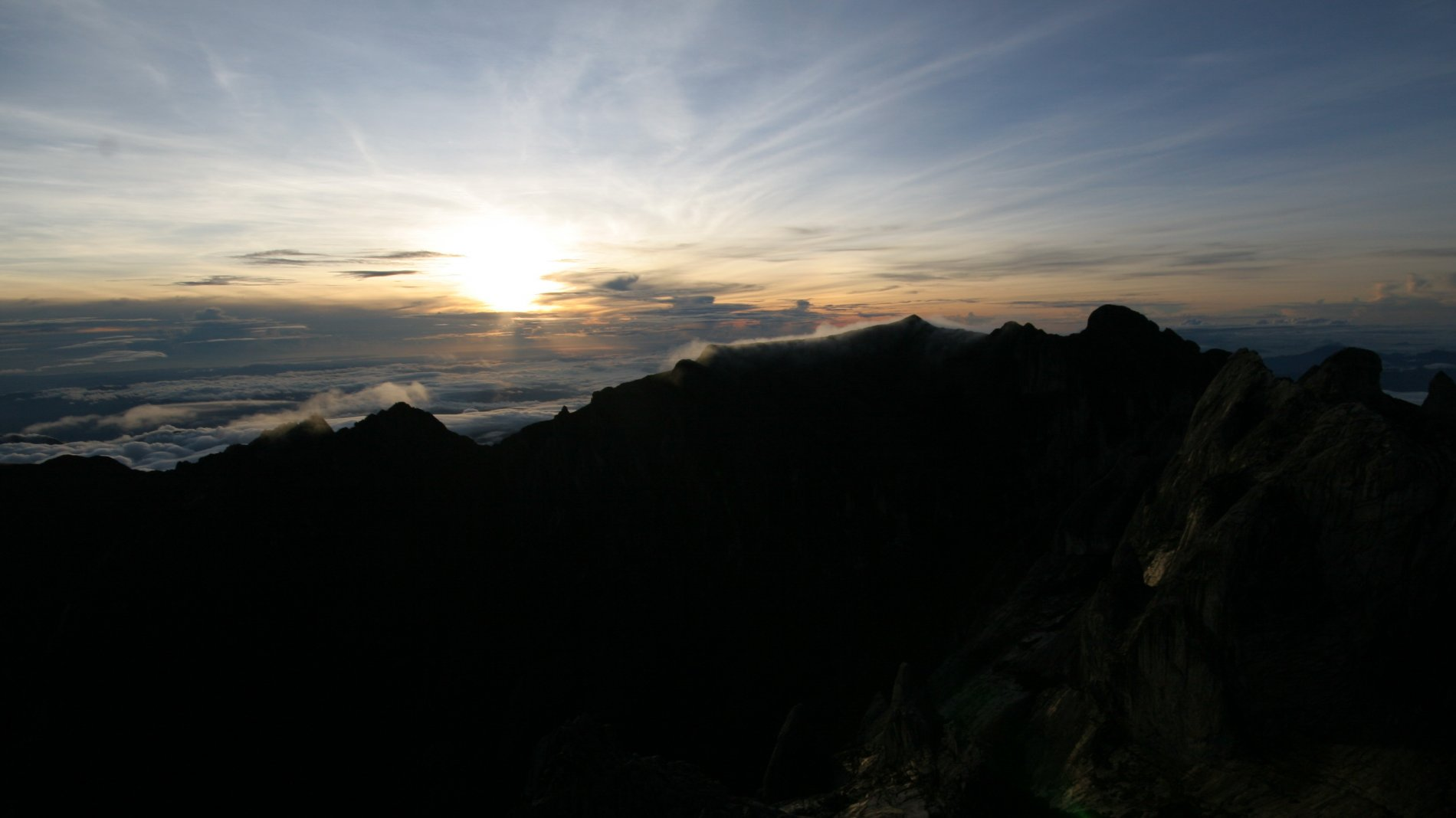 Picture of Mount Kinabalu