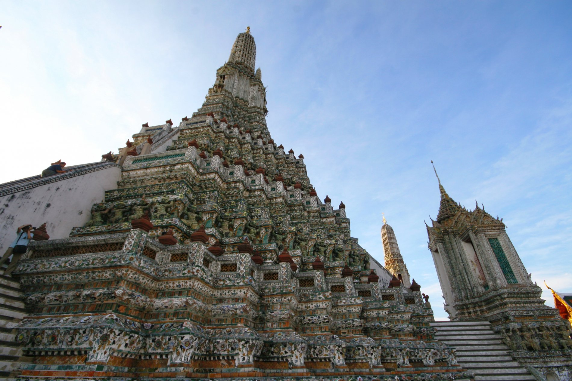 Picture for Wat Arun place.