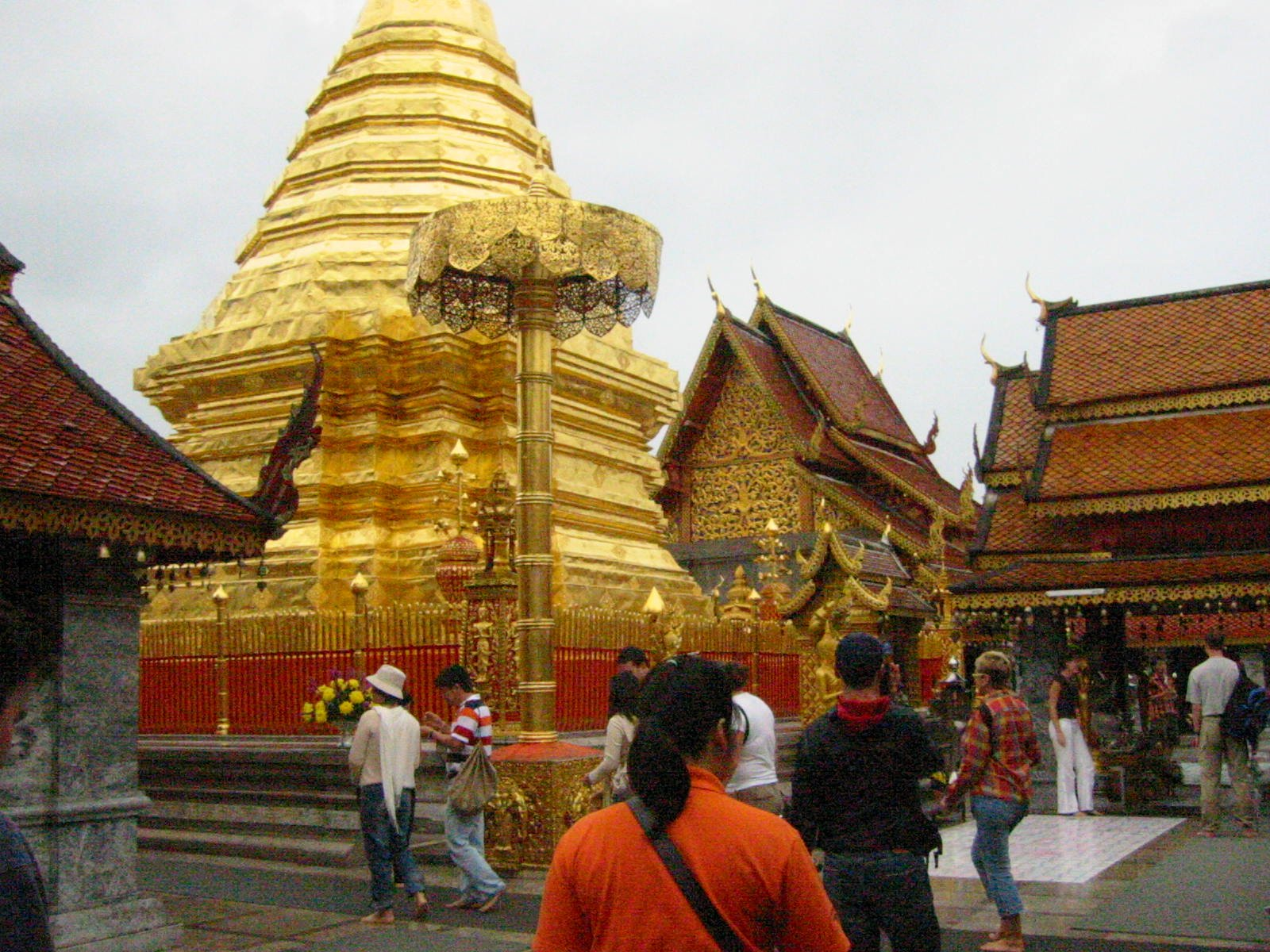 Picture of Wat Phra Doi Sutep
