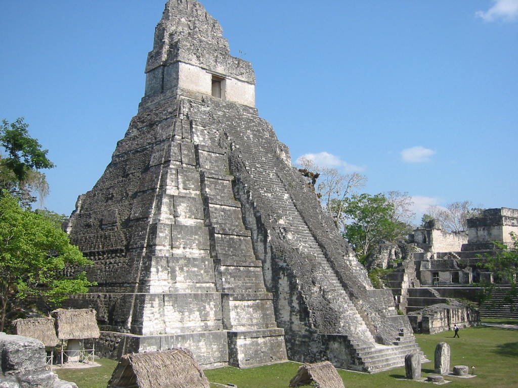 Picture of Tikal