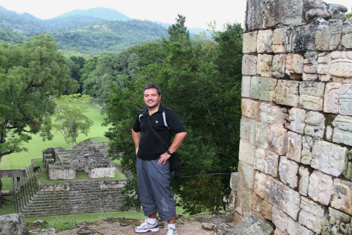 Picture of Copan Ruinas
