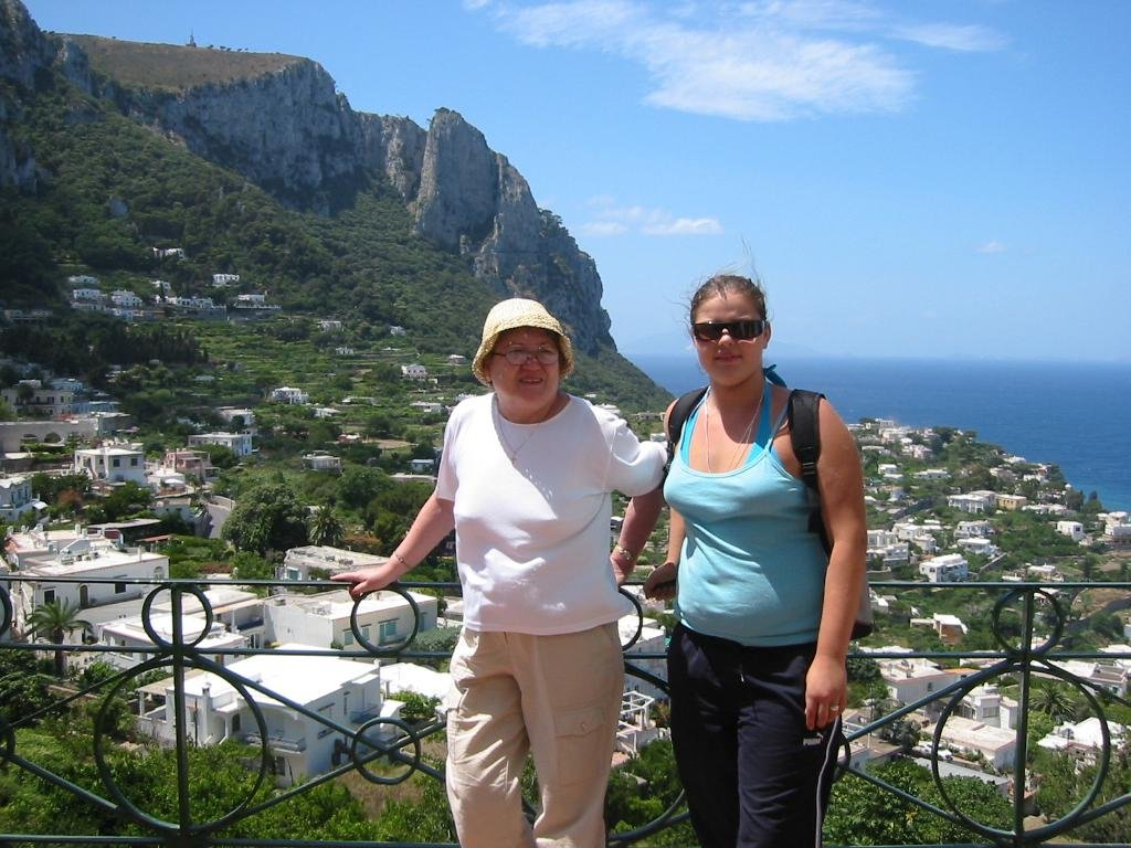Picture of Capri Island