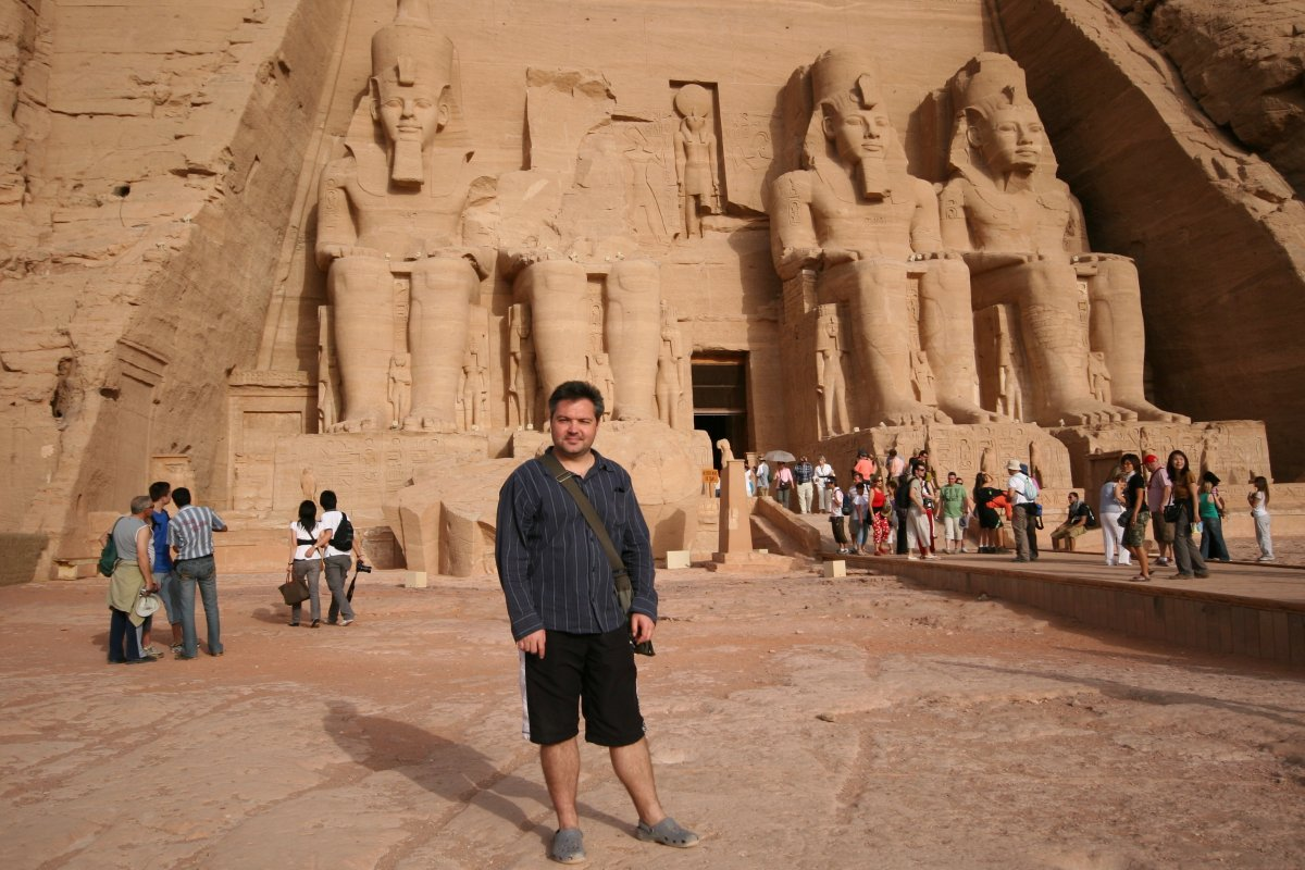 Picture of Abu Simbel