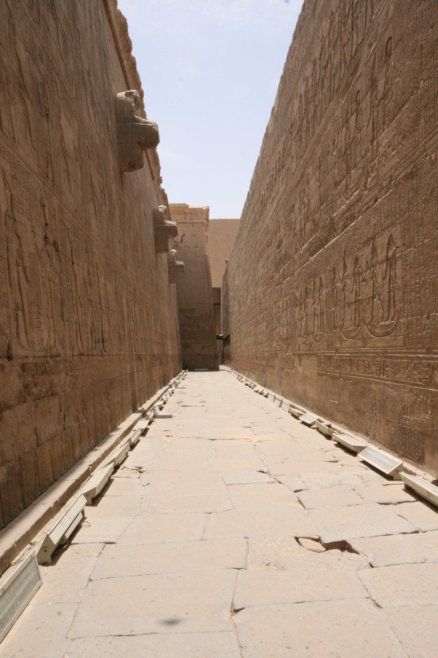 Picture of Horus Temple at Edfu