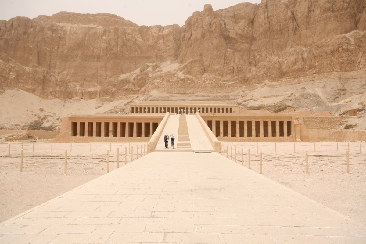 Picture of Hapshepsut Temple