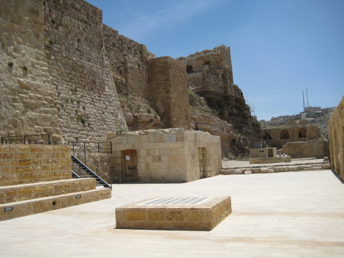 Picture of Karnak Crusader Castel