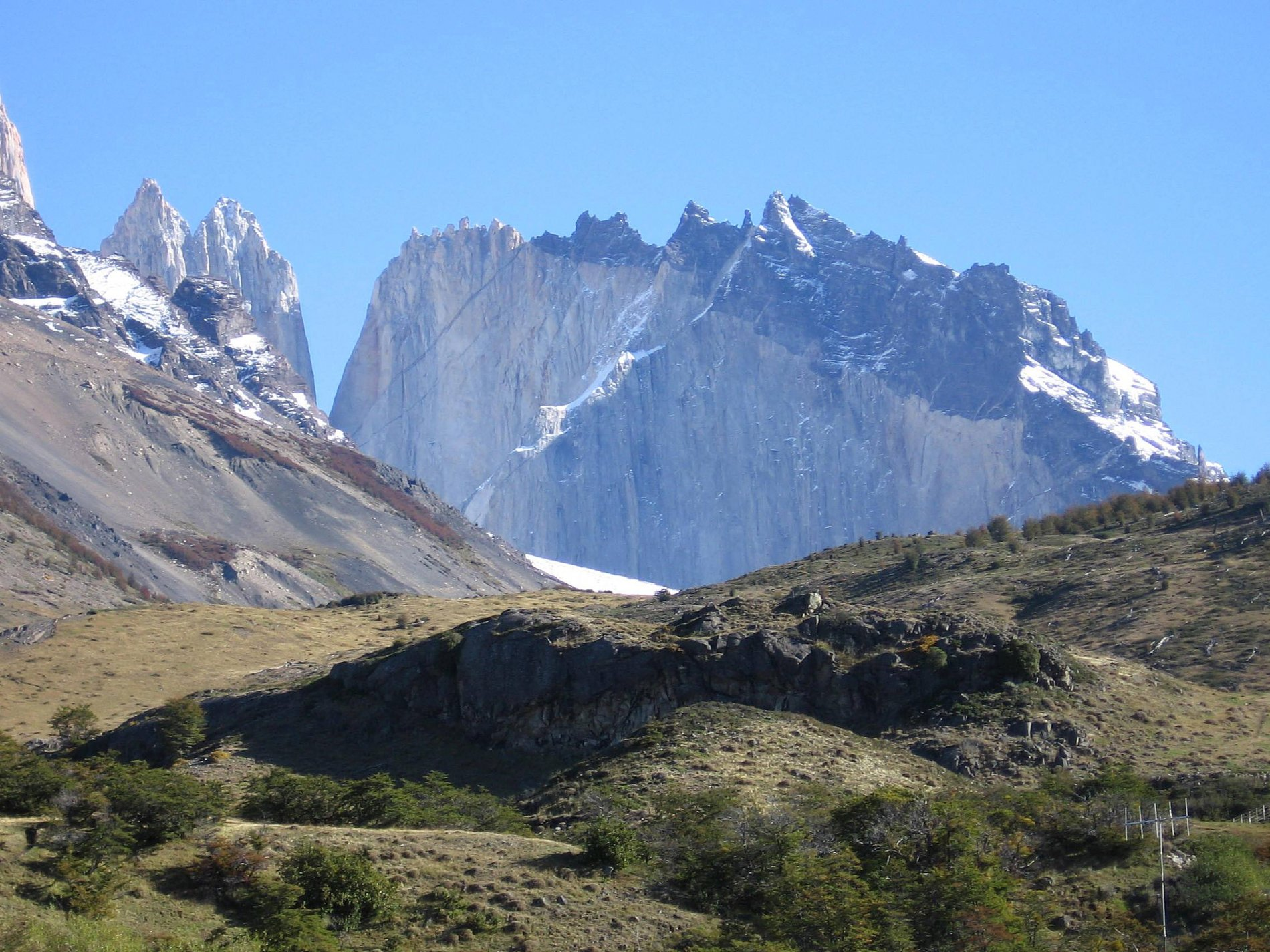 Picture of Torres del Paines