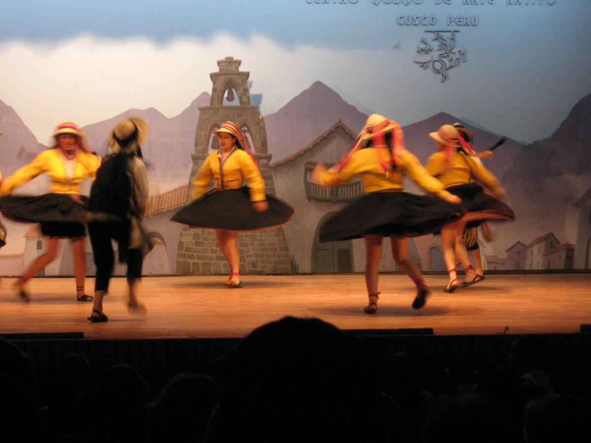 Picture of Folk Dance